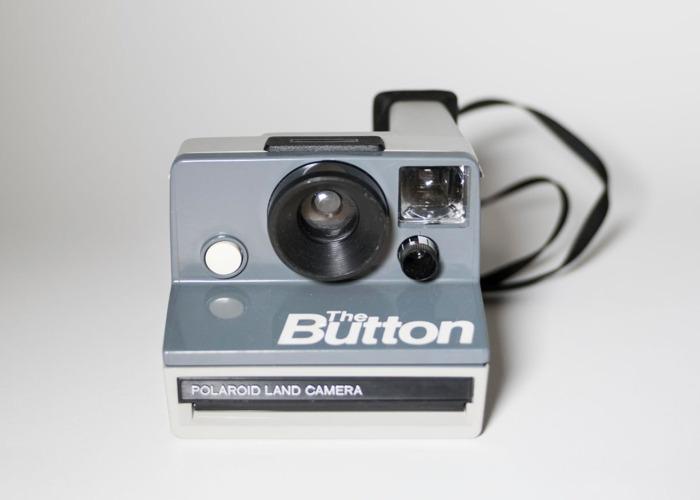 Polaroid The Button + SX 70 film - 1