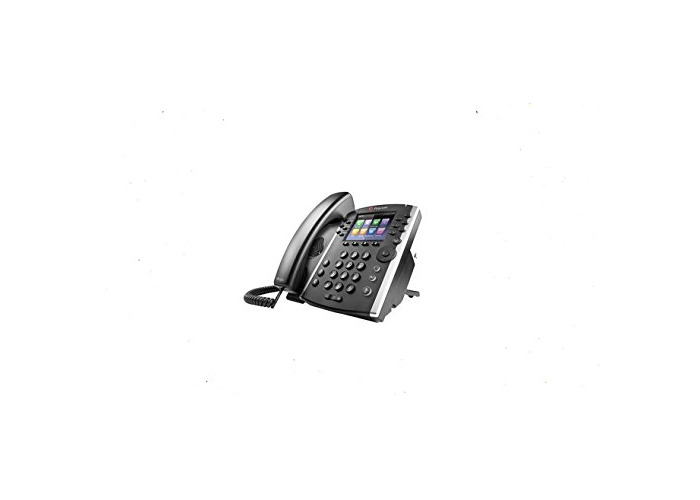 Polycom VVX 400 HD Business Media IP Desk Phone (No PSU) - 2