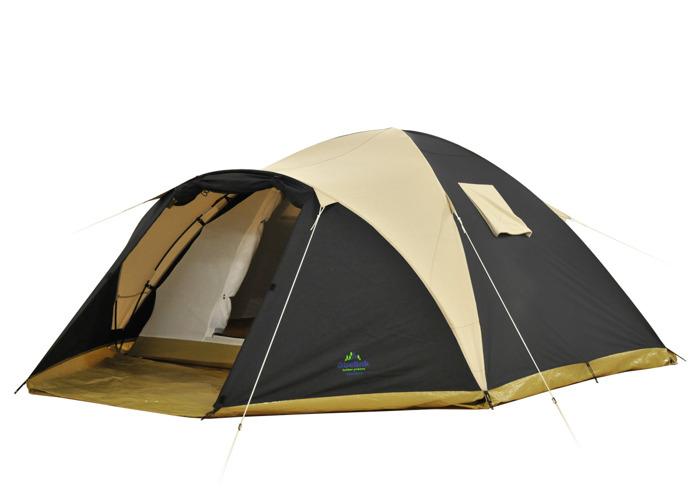 Polycotton Dome Tent - 1