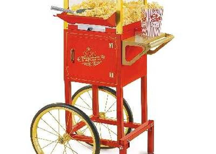 Pop Corn Machine - 1