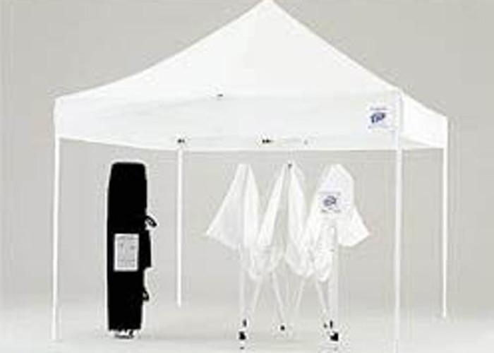 Pop Up 10'X10' Tent - 1