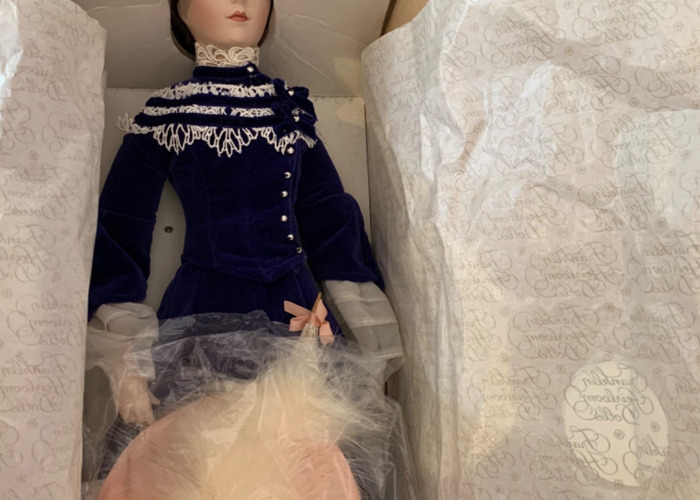 Porcelain Doll - 1
