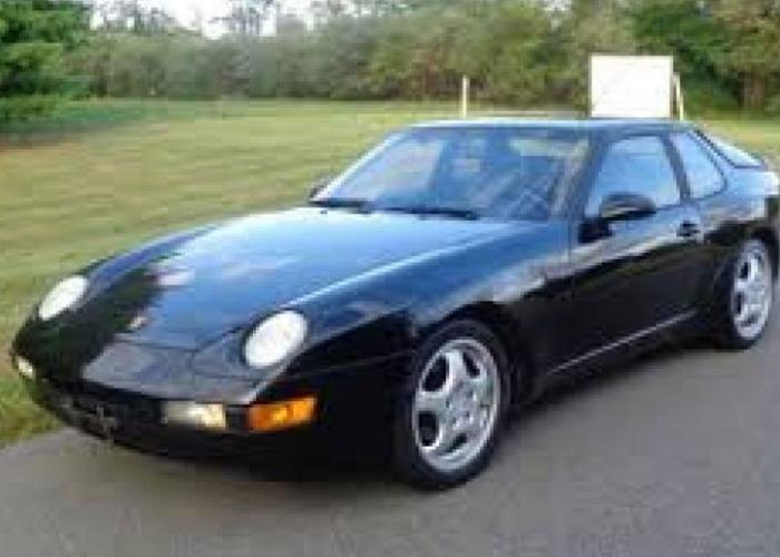 Porsche 968 Coupe Auto (1993) - 1