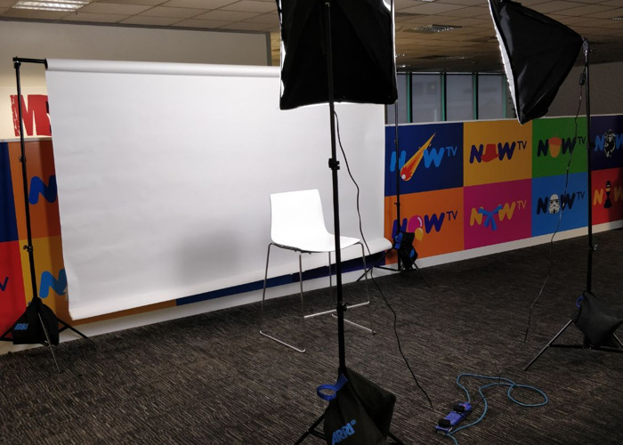BACKDROP STANDS - PHOTOGRAPHY STUDIO - 2