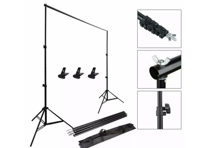 Portable adjustable Backdrop support stand  - 1