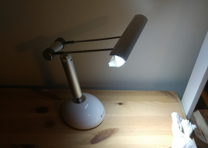 Portable Lamp and tablet stand - 2
