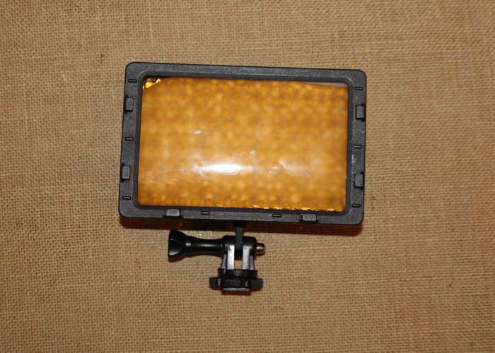 Portable LED for camera mount or stand - 1