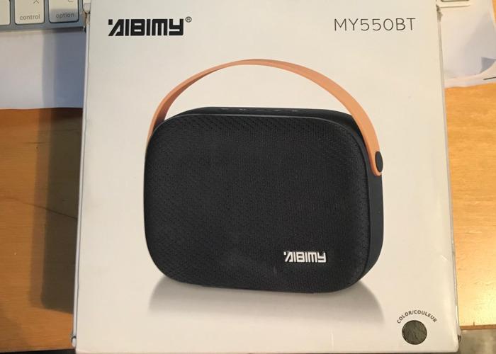 Portable Music Speaker - 1