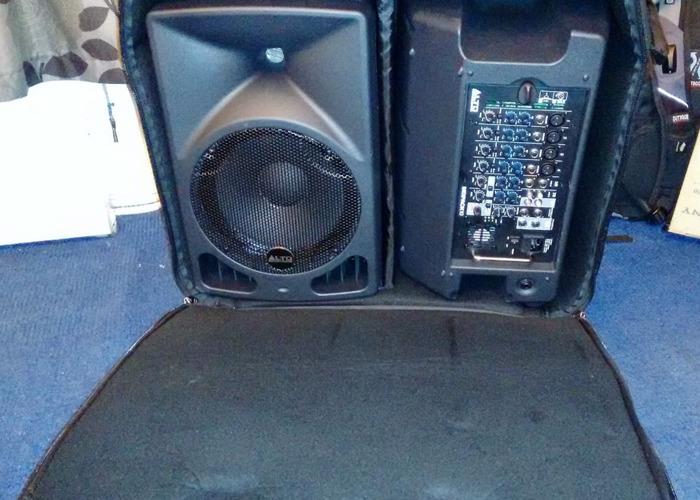 Portable PA - Alto Mixpack 10 - 2