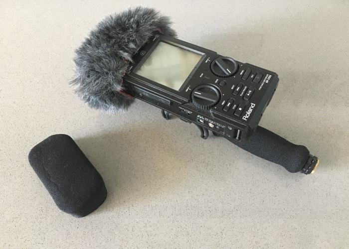 Sound Recorder Roland R-26 - 2