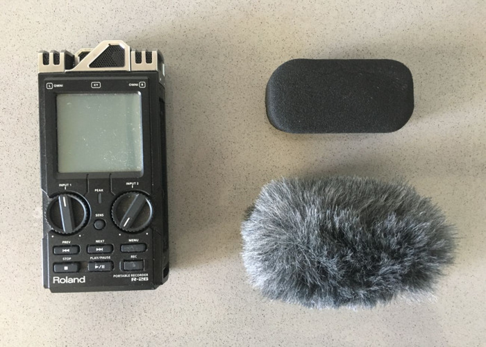 Sound Recorder Roland R-26 - 1