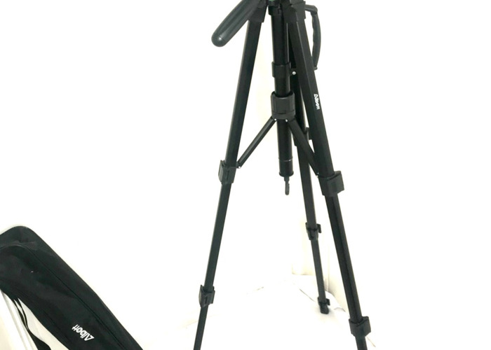 Portable Tripod with bag - 1
