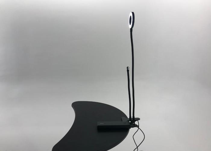 Portable USB-Powered Ring Light - 2