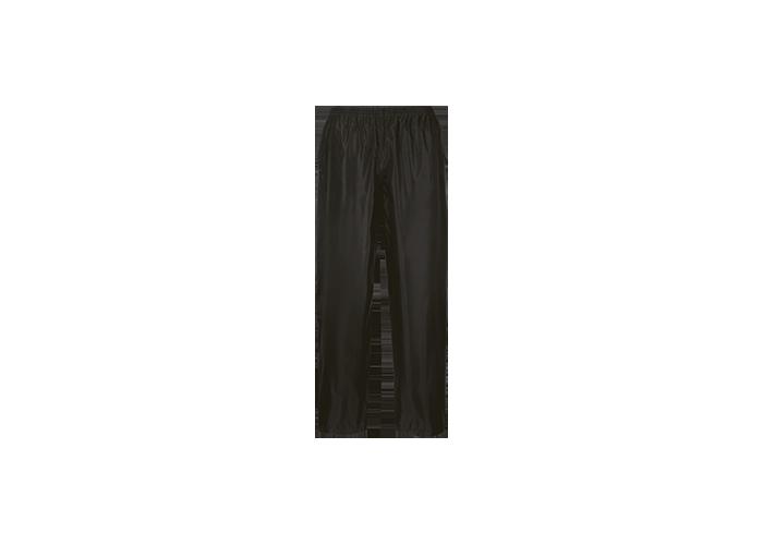 Portwest Rain Trousers  Black  Medium  R - 1