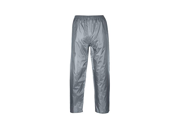 Portwest Rain Trousers  Grey  3 XL  R - 1