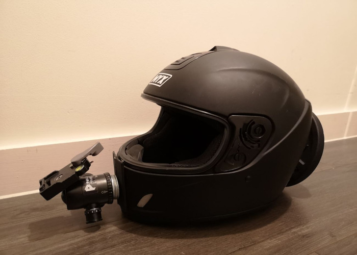 POV Helmet Rig - 1