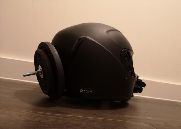 POV Helmet Rig - 2