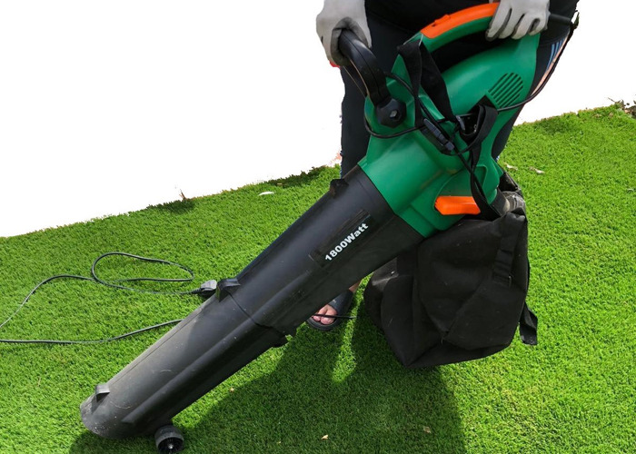 Power base leaf blower  - 1