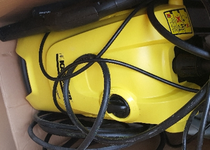 power jet pressure washer - 1
