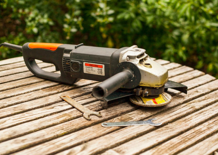 POWER TOOLS, drill grinder, router, joiner, jigsaw,  - 2