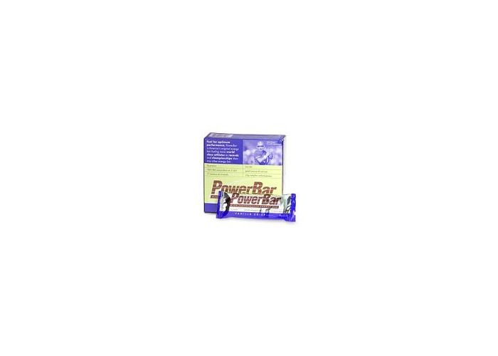 PowerBar Performance Vanilla Crisp, Box of 12 - 1