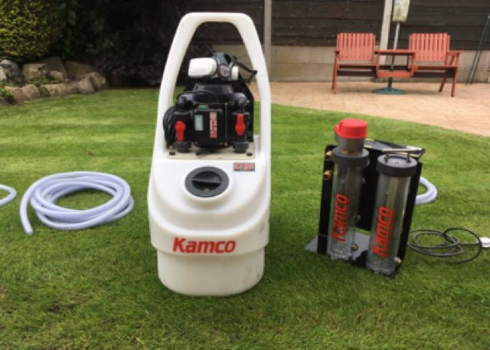 Powerflush Machine Kamco - 1