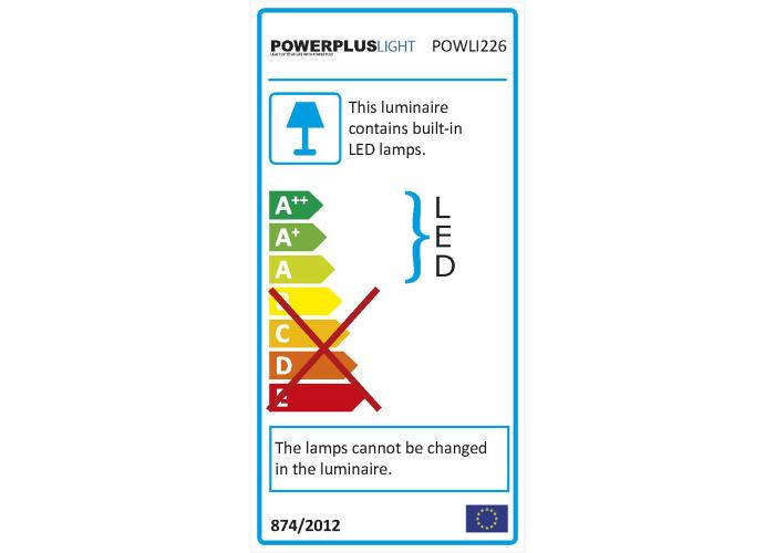 Powerplus 10W LED Portable Rechargeable Floodlight POWLI226 - 2