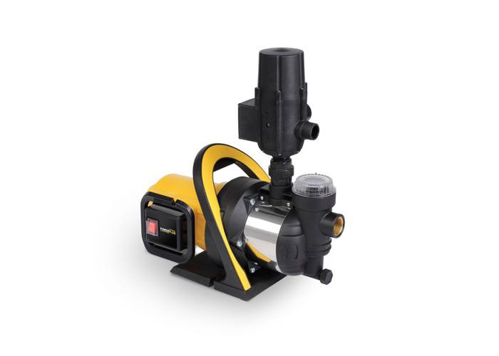 Powerplus 1200w Clean Water Garden Pump POWXG9447 - 1