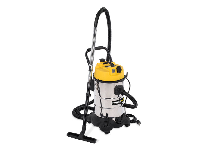 Powerplus 1200W Wet / Dry Vacuum Cleaner - 1