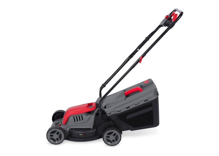 "Powerplus 12""/320mm 1100w Lawnmower POWEG63702 - 1"