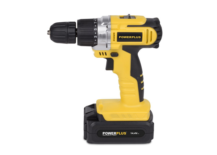 Powerplus 14.4v Drill \ Screwdriver - 2