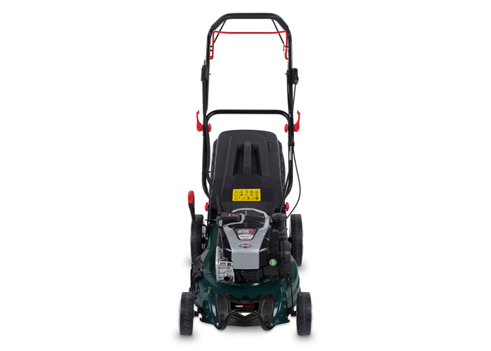 "Powerplus 18"" BRIGGS & STRATTON Electric Start Mower POWXQG7540 - 1"