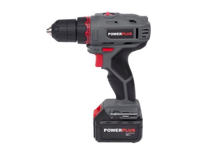 Powerplus 18v Cordless Drill/Driver POWE00042 - 1