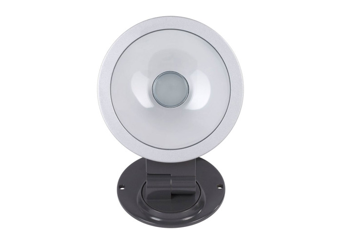 Powerplus 20w Circular LED Weatherproof Floodlight POWLI23229 - 1
