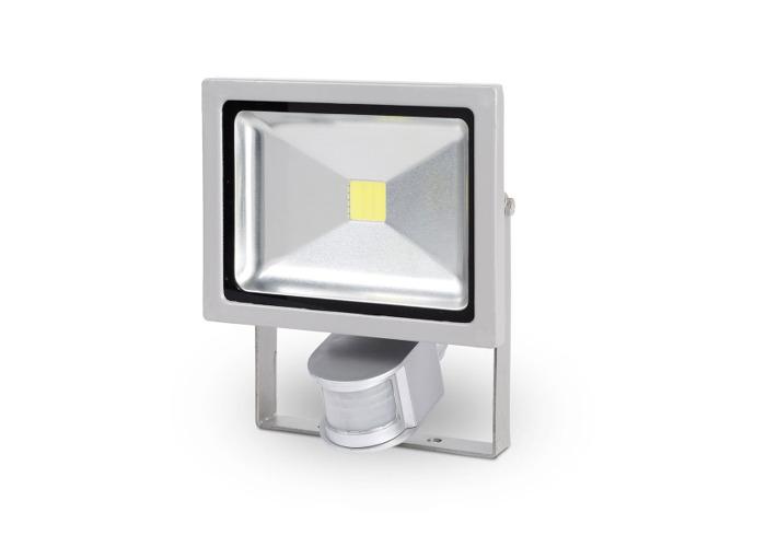 Powerplus 20w LED Luminar Floodlight with PIR Sensor POWLI231 - 1