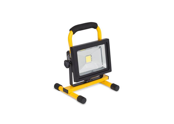 Powerplus 20w Rechargeable LED Portable Floodlight POWLI236 - 1