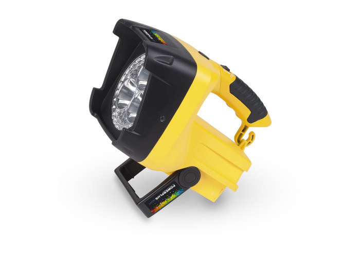 Powerplus 3W Rechargeable LED Spotlight POWLI450 - 1