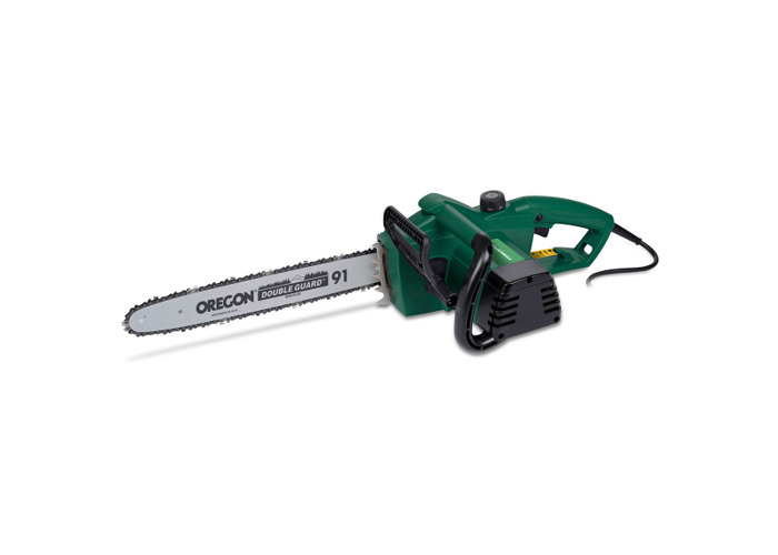 "Powerplus 400mm (16"") Electric Chainsaw POW64256 - 1"