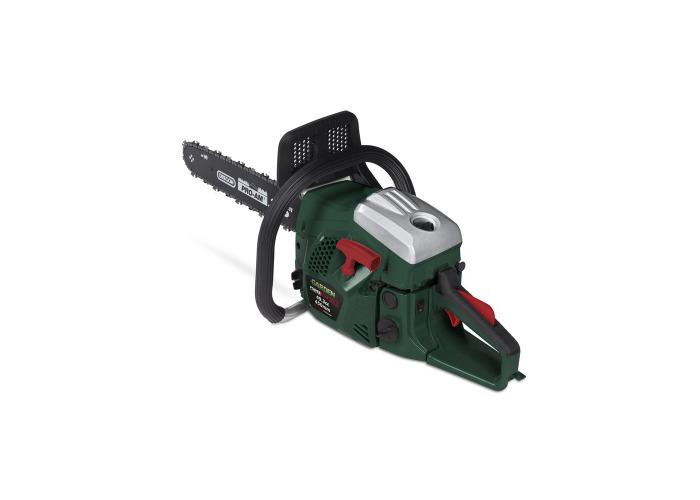 Powerplus 49cc Petrol Chainsaw 450mm Blade - 2