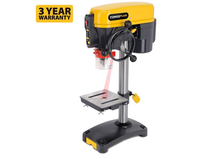 Powerplus 5 Speed Bench Drill Press POWX152 - 1