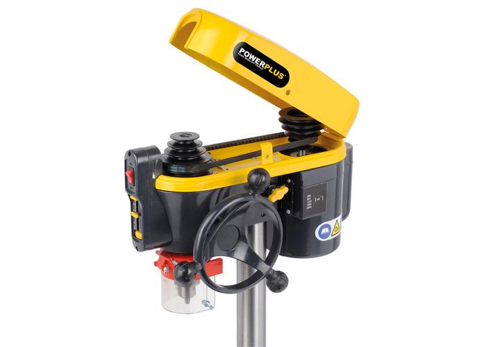 Powerplus 5 Speed Bench Drill Press POWX152 - 2