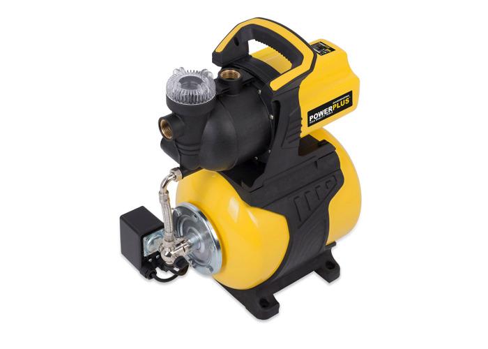 Powerplus 600w Clean Water Pressure Pump POWXG9571 - 2