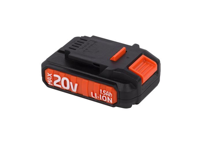 Powerplus Dual Power 20v Li-Ion Battery POWDP9010 - 1