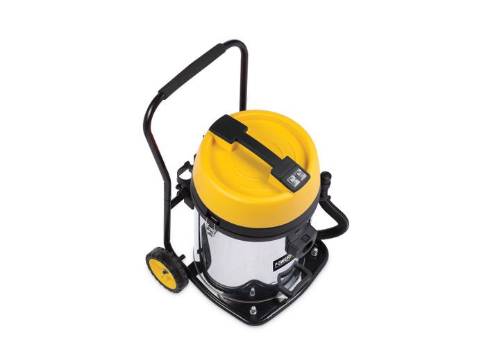 Powerplus Twin 1200W Wet / Dry Vacuum Cleaner POWX325 - 1