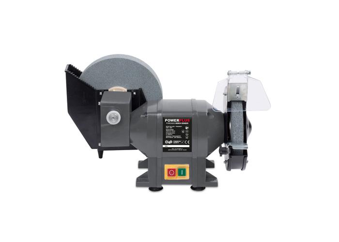 Powerplus Wet & Dry 150/200mm Bench Grinder POWE80085 - 1