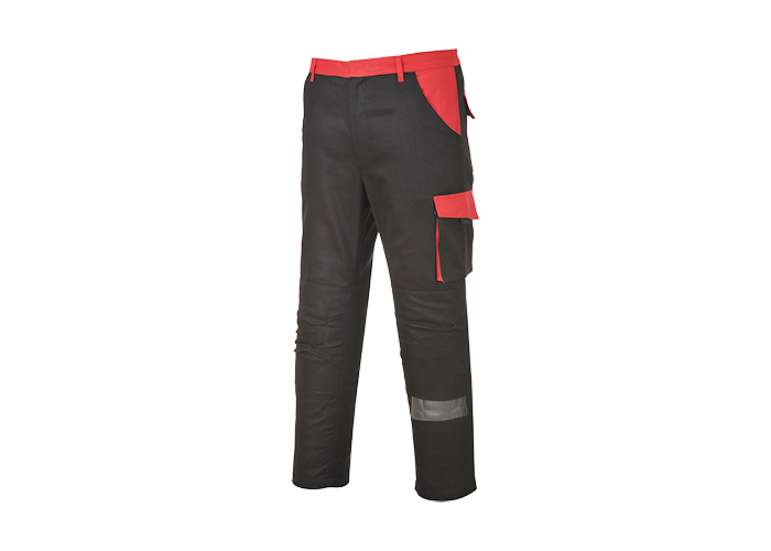 Poznan Trousers  Black  3 XL  R - 1