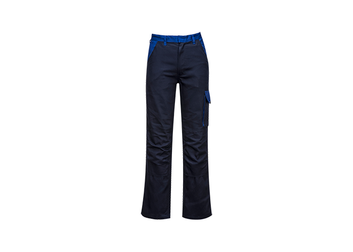 Poznan Trousers  Navy  Large  R - 1