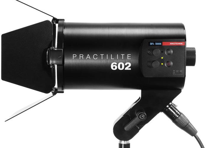 Practilite 300w Bi colour Freznel 3 light Kit - 2