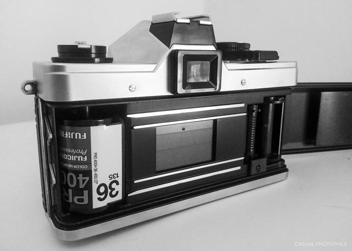PRAKTICA MTL 5B  50mm 2.8 analog film 35mm camera - 1
