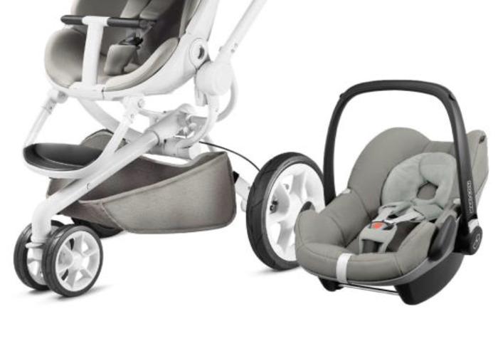 Pram and car chair  - 1